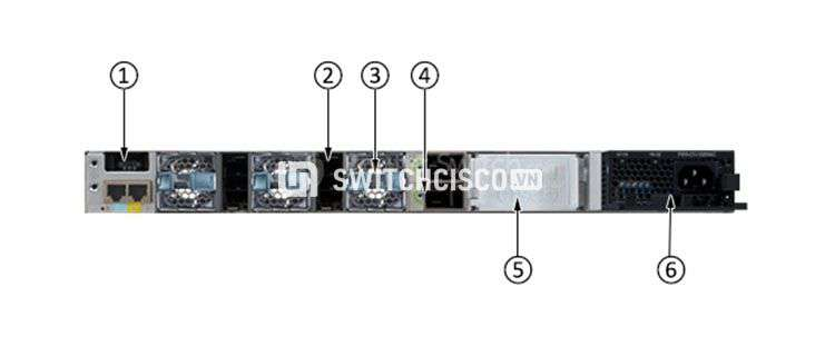 Switch Cisco C9300-24T-E