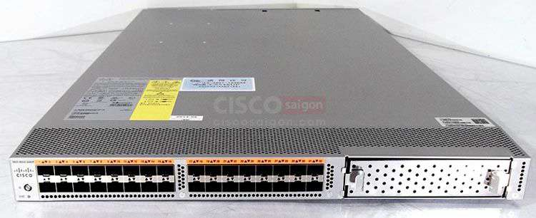 Switch Cisco N5K-C5548UP-FA Nexus 5548UP Chassis, 32 10GbE Ports