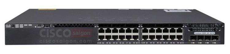 Cisco WS-C3650-24TS-L chính hãng WS-C3650-24TS-E