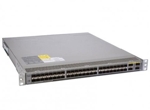 Cisco N3K-C3172PQ-10GE Switch Nexus 3172P Chassis, 48 x SFP+ and 6 QSFP+ ports