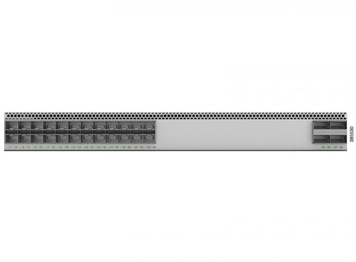 Cisco Switch C9500-24Y4C-E Catalyst 9500 Series high Hiệu suất 24-port 1/10/25G  switch