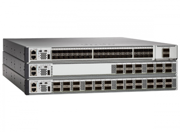 Cisco Switch C9500-48Y4C-E Catalyst 9500 Series high Hiệu suất 48-port 25G switch, NW Ess. License