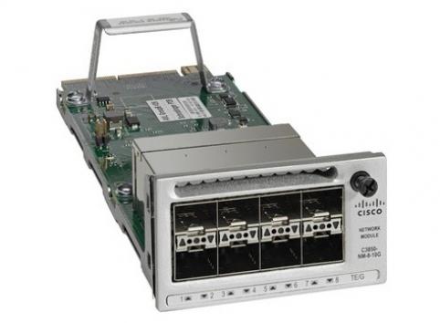C9300-NM-8X Catalyst 9300 8 x 10GE Network Module