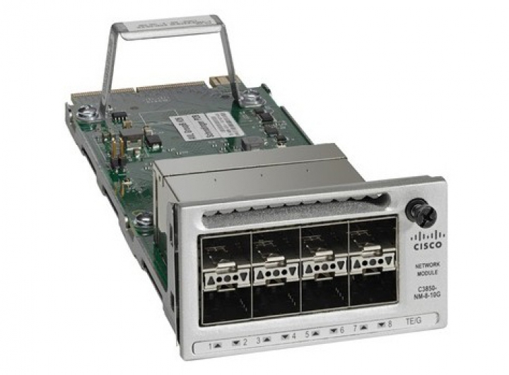 C9300-NM-8X Catalyst 9300 8 x 10GE Network Module