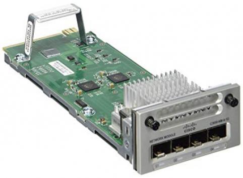 Cisco C3850-NM-4-1G catalyst 3850 với 4 port SFP 1Gb