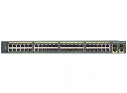 WS-C2960+48TC-S, cisco WS-C2960+48TC-S, switch cisco WS-C2960+48TC-S