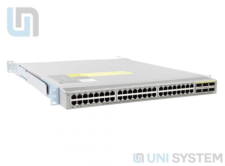 Cisco N9K-C9372TX Nexus 9300 with 48p 1/10G-T and 6p 40G QSFP+ chính hãng