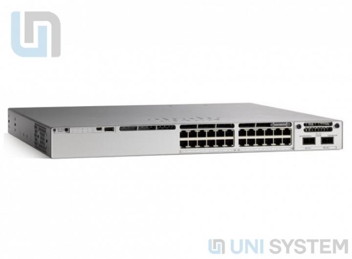 Cisco C9200L-24T-4X-A Catalyst 9200L 24-port Data 4x10G uplink Switch, Network Advantage
