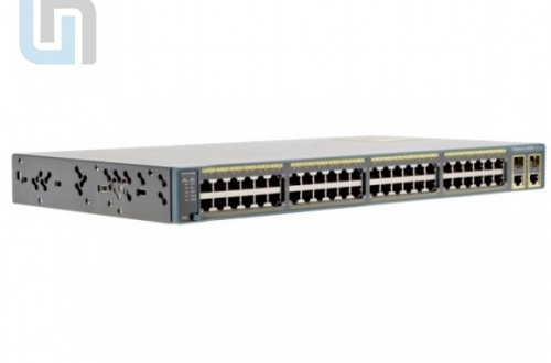 Switch Cisco WS-C2960+48TC-L 48 ports là gì? Tính năng đặc biệt của chúng
