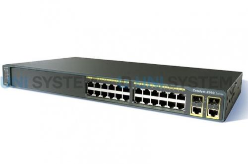 Các tính năng nổi trội của Switch Cisco 2960 24 ports