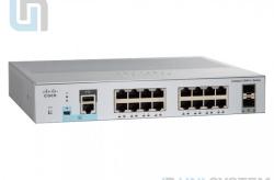 Thiết bị chuyển mạch Switch Cisco Catalyst C2960-L là gì?