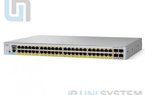 Đơn vị phân phối Switch Cisco Catalyst 2960L chính hãng