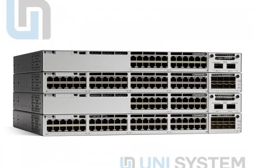 【Tại sao】 nên chọn thiết bị chuyển mạch Cisco Catalyst 9300 series?