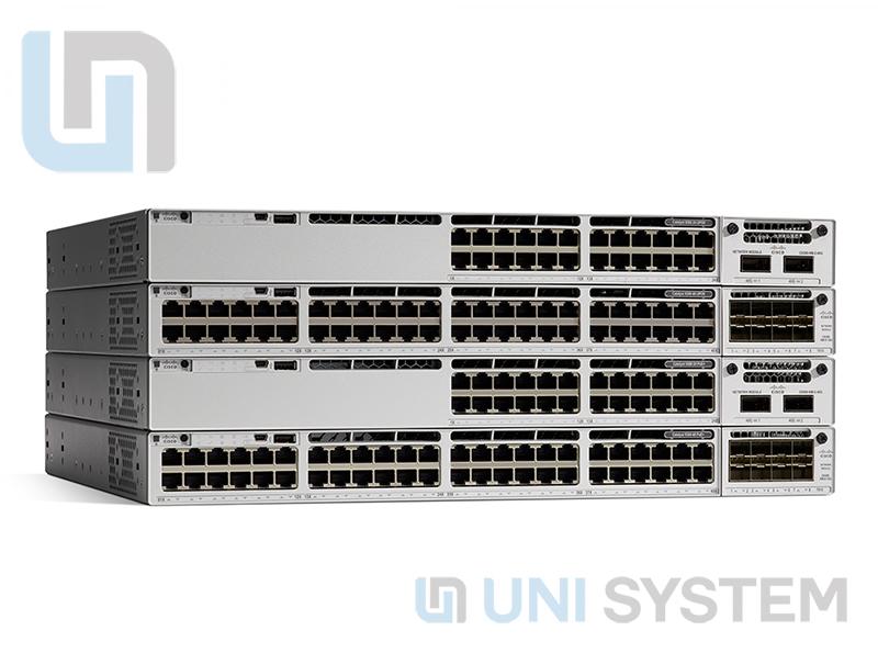 Tại sao】 nên chọn thiết bị chuyển mạch Cisco Catalyst 9300