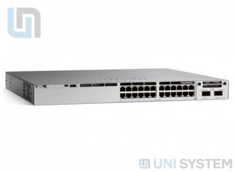 C9200-24T-E Catalyst 9200 24-port Data Switch, Network Essentials