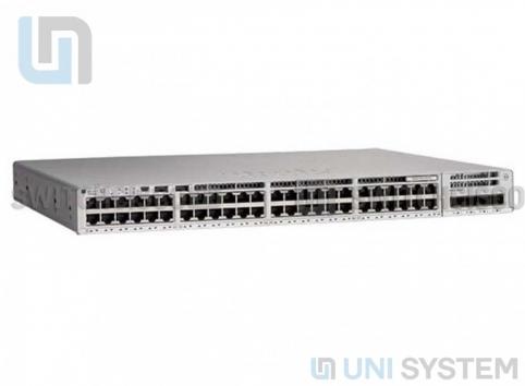 Catalyst 9200 48-port Data Switch, Network Advantage