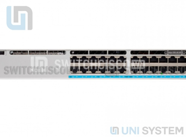 Cisco Catalyst C9300-24S-A, 24 Ports quang 1G SFP, Network Advantage