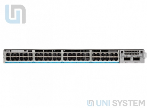Cisco C9300-48S-E Catalyst 9300 48 GE SFP Ports, modular uplink Switch, Network Essentials