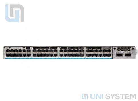Cisco C9300-48S-A Catalyst 9300 48 GE SFP Ports, modular uplink Switch