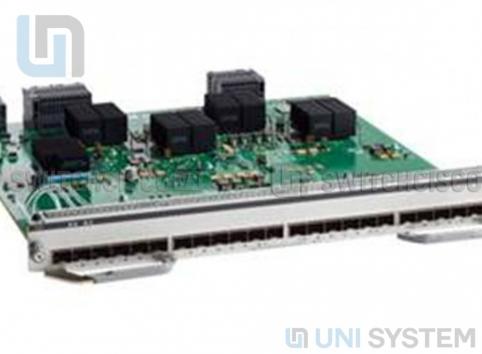 C9400-LC-24XS Cisco Catalyst 9400 Series 24-Port 10 Gigabit Ethernet (SFP+)