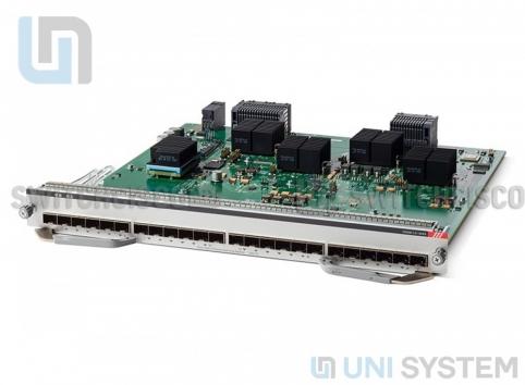 Cisco C9400-LC-24S 24 Port Gigabit Ethernet SFP Module