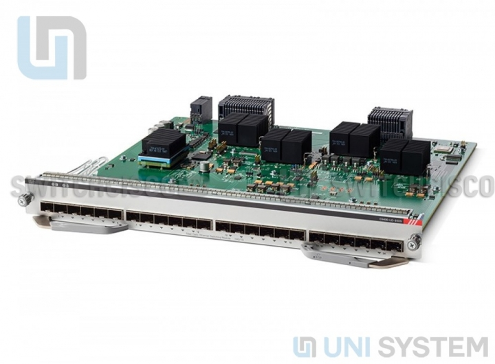 Cisco C9400-LC-24S 24 Port Gigabit Ethernet SFP Module