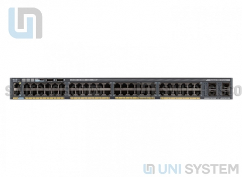 WS-C2960X-48LPS-L, Cisco WS-C2960X-48LPS-L, Switch Cisco WS-C2960X-48LPS-L