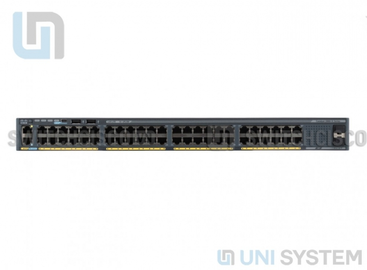 WS-C2960X-48LPD-L, cisco WS-C2960X-48LPD-L, switch Cisco WS-C2960X-48LPD-L, switch 2 port sfp+ 10g