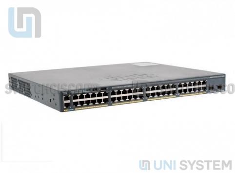 WS-C2960XR-48TD-I, cisco WS-C2960XR-48TD-I, switch cisco WS-C2960XR-48TD-I, switch 2 port sfp+ 10g