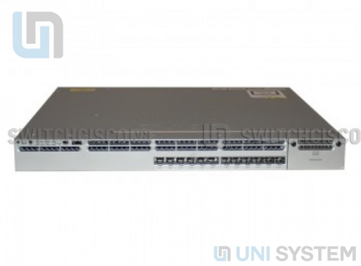 Cisco WS-C3850-12S-E 12 port 10/100/1000
