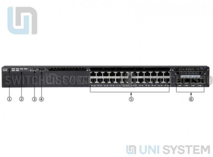 WS-C3650-24TS-S, cisco WS-C3650-24TS-S, switch WS-C3650-24TS-S, layer 3 WS-C3650-24TS-S