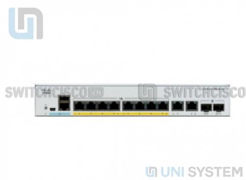 C1000-8FP-2G-L, Cisco C1000-8FP-2G-L