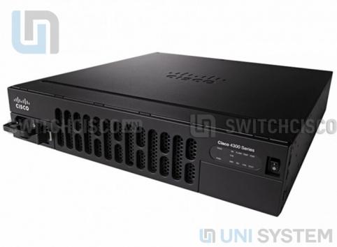 Cisco ISR4351/K9, ISR4351/K9