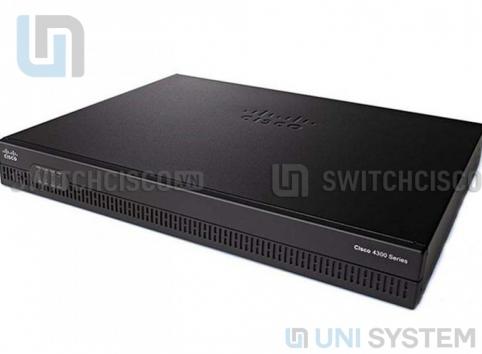 Cisco ISR4321/K9, ISR4321/K9