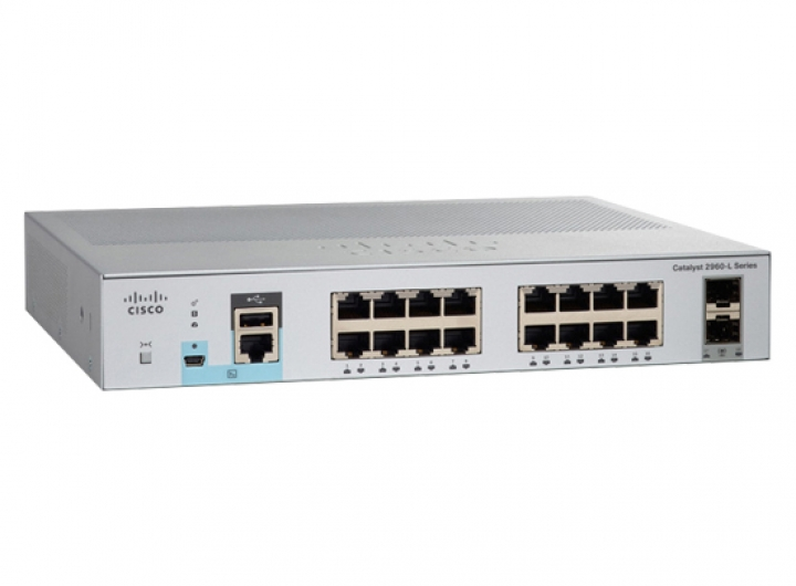 WS-C2960L-16PS-LL, cisco WS-C2960L-16PS-LL, switch WS-C2960L-16PS-LL