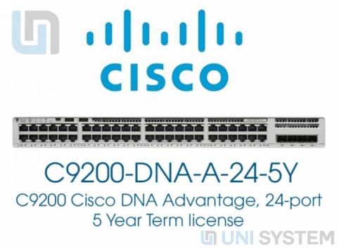 C9200-DNA-A-24-5Y