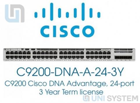 C9200-DNA-A-24-3Y